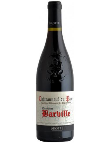Châteauneuf-du-Pape 2007 - 37.5 cl - Domaine Barville - Chai N°5