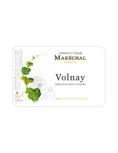 Vin Volnay 2017 - Domaine Maréchal - Chai N°5
