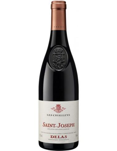 Vin Saint-Joseph Les Challeys 2016 - Delas - Chai N°5
