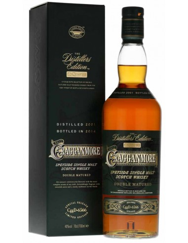 Whisky Cragganmore Distillers Edition - Chai N°5