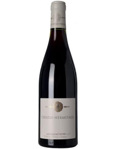 Vin Crozes-Hermitage Rouge 2017 en 37.5 cl - Les Vins de Vienne - Chai N°5