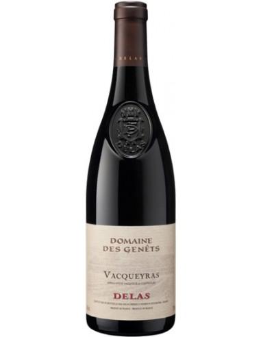 Vin Vacqueyras Domaine des Genêts 2018 - Delas - Chai N°5