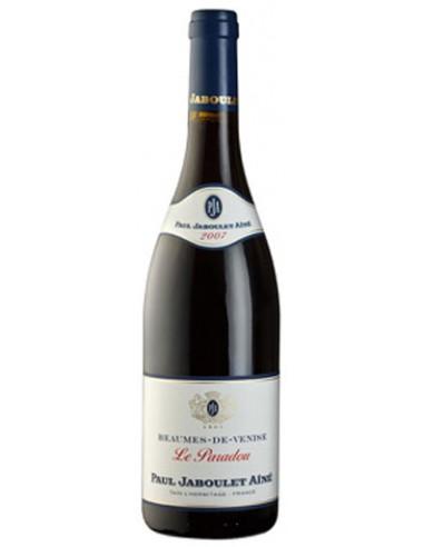 Vin Beaumes-De-Venise Rouge 2018 Le Paradou - Paul Jaboulet - Chai N°5