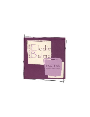 Rasteau - 2014 - Elodie Balme - Chai N°5