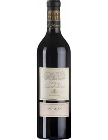 Vin Prestige Rouge 2015 Magnum - Puech-Haut - Chai N°5