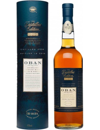 Oban The Distillers Edition - Chai N°5