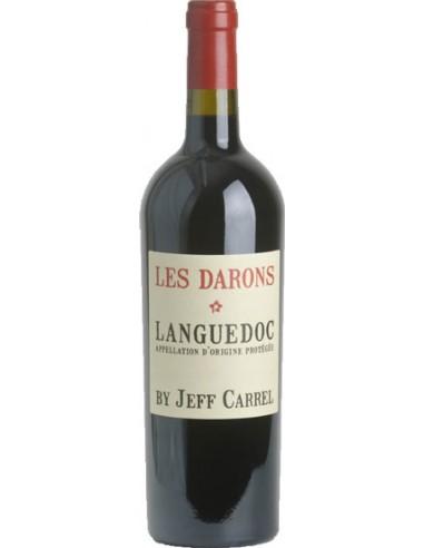 Vin Les Darons 2019 de Jeff Carrel - Chai N°5