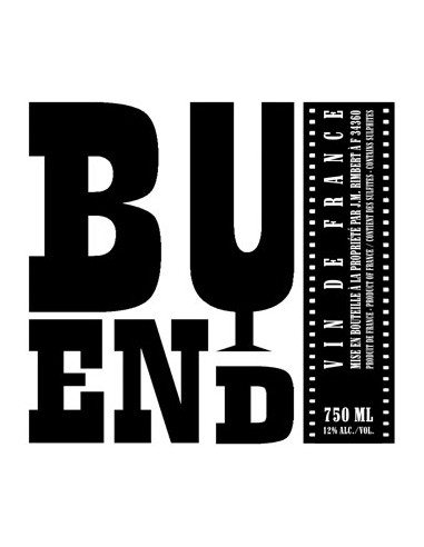 Bu End - Domaine Rimbert - Chai N°5