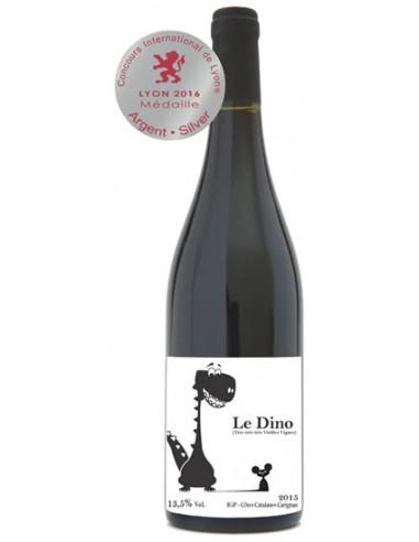 Le Dino Vieilles Vignes 2015 - Maison Jean Pla - Chai N°5