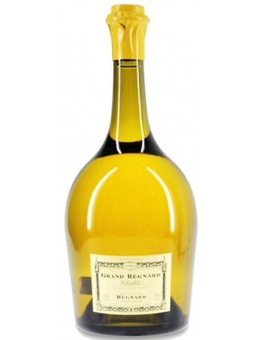 Vin Chablis Grand Régnard 2018 en Magnum - Domaine Régnard - Chai N°5