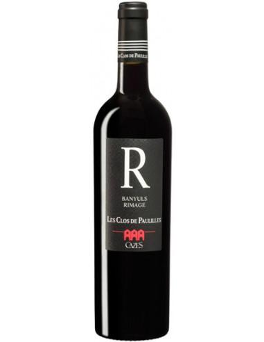 R - Banyuls Rimage - 2013 - 50 cl - Les Clos de Paulilles - Chai N°5