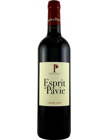 Vin Esprit de Pavie 2015 - Château Pavie - Chai N°5