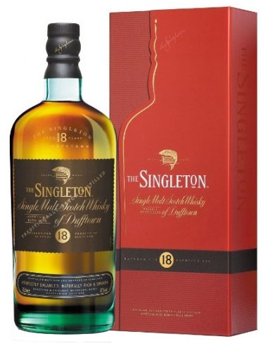 The Singleton of Dufftown - 18 ans - Chai N°5