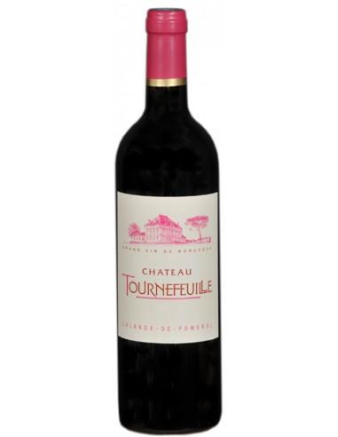 Vin Château Tournefeuille 2014 Lalande de Pomerol - Chai N°5