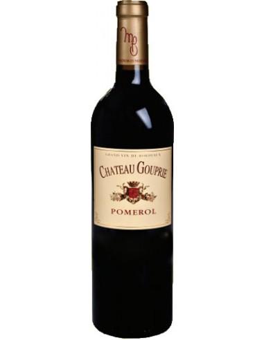 Vin Château Gouprie 2014 Pomerol - Magnum Caisse Bois - Chai N°5