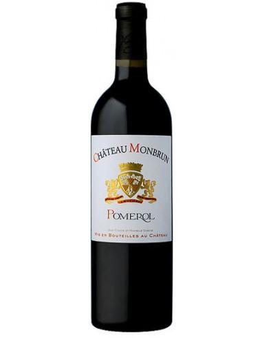 Vin Château Monbrun 2015 Pomerol - Chai N°5