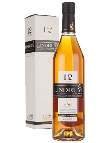 Lindrum Whisky The Original 12 Years Old - Chai N°5