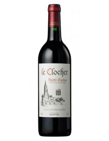 Vin Le Clocher Saint-Emilion 2017 - 37.5 cl - Dourthe - Chai N°5