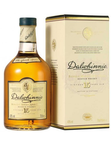 Dalwhinnie 15 ans Single Highland Malt - Chai N°5