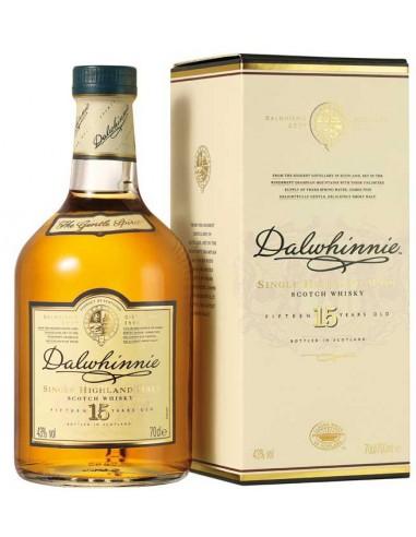 Dalwhinnie 15 ans Single Highland Malt - Chai N°5