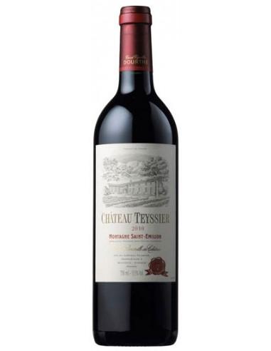 Vin Château Teyssier 2014 Montagne Saint-Emilion - Magnum - Chai N°5
