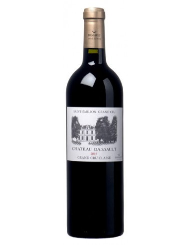 Vin Château Dassault 2000 Saint-Emilion Grand Cru - Chai N°5