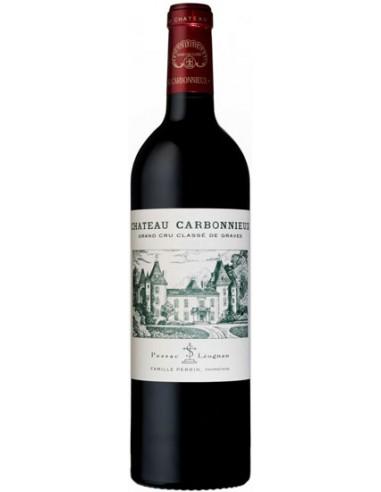 Vin Château Carbonnieux 2015 Pessac-Léognan - Chai N°5