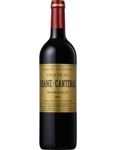 Vin Château Brane-Cantenac 2005 Margaux - Chai N°5