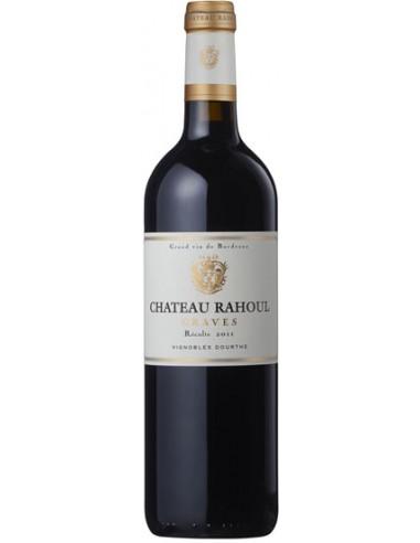 Vin Château Rahoul 2015 Graves - Chai N°5