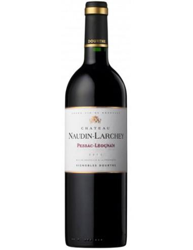 Vin Château Naudin-Larchey 2016 Pessac-Léognan - Chai N°5