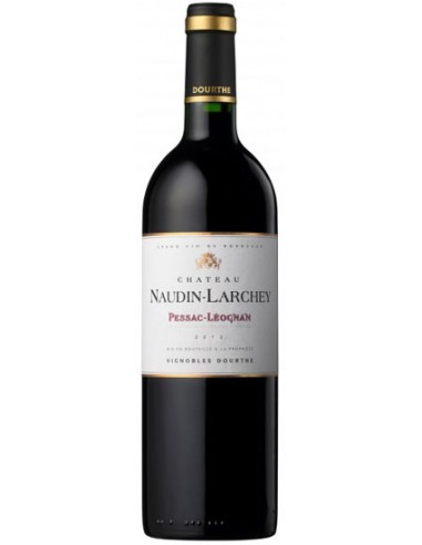 Vin Château Naudin-Larchey 2017 Pessac-Léognan - Chai N°5