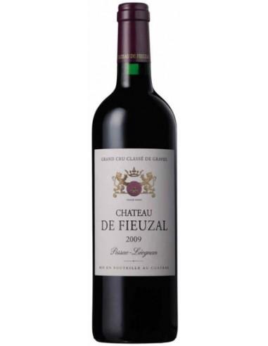 Vin Château de Fieuzal 2011 Pessac-Léognan - Chai N°5