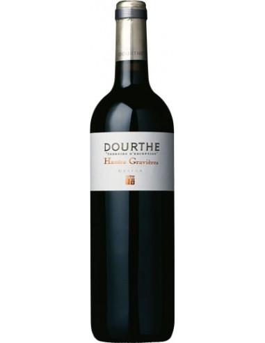 Vin Hautes Gravières 2017 Graves en 37.5 cl - Dourthe - Chai N°5