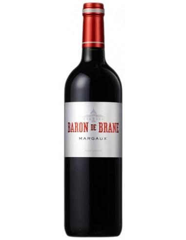 Vin Baron de Brane 2018 - Château Brane-Cantenac - Chai N°5