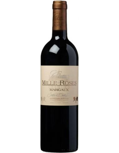 Vin Château Mille Roses 2011 Margaux - Chai N°5
