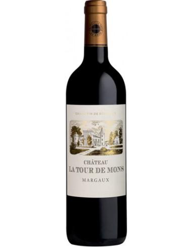 Margaux - 2012 - Magnum - Château La Tour de Mons - Chai N°5