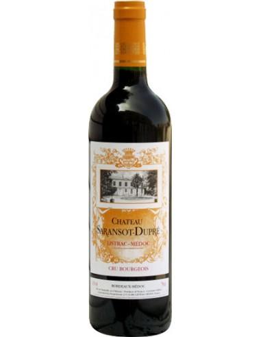 Vin Château Saransot-Dupré 2014 Listrac-Médoc - 37.5 cl - Chai N°5