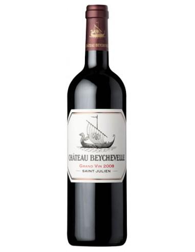 Vin Château Beychevelle 2008 Saint-Julien Grand Cru Classé - Chai N°5