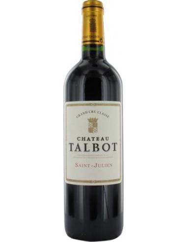 Vin Château Talbot 2015 Saint-Julien Grand Cru Classé - Chai N°5