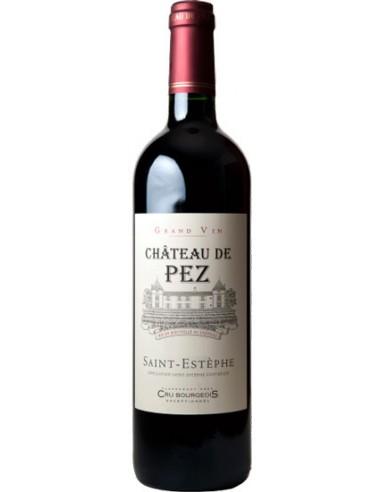 Vin Château de Pez 2015 Saint-Estèphe - Chai N°5