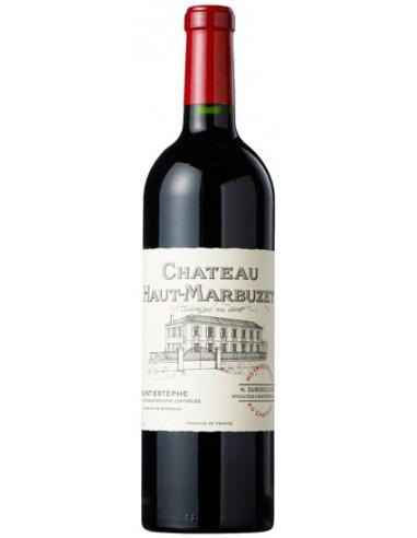 Vin Château Haut-Marbuzet 2017 Saint-Estèphe - 37.5 cl - Chai N°5