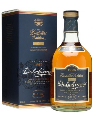 Dalwhinnie - Distillers Edition 1998 - Chai N°5