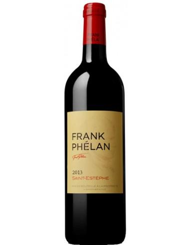 Vin Frank Phélan 2012 Saint-Estèphe - Chai N°5