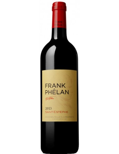 Vin Frank Phélan 2014 Saint-Estèphe - Chai N°5