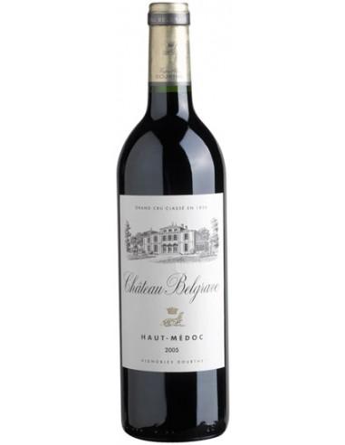 Vin Château Belgrave 2009 Haut-Médoc - Chai N°5