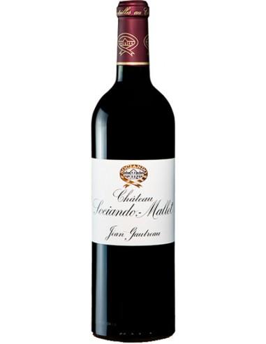 Vin Château Sociando-Mallet 2015 Haut-Médoc - Chai N°5