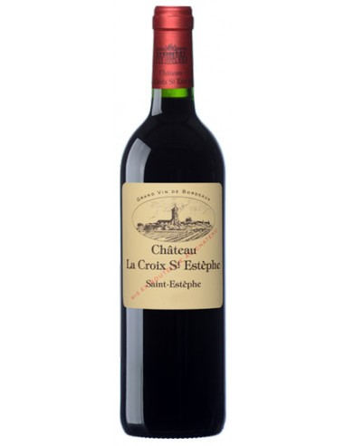Vin Château La Croix Saint-Estèphe 2015 - Chai N°5