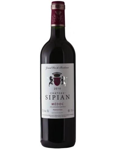 Vin Château Sipian Les Grands Cèdres 2012 Médoc - Magnum - Chai N°5