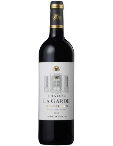 Vin Château La Garde 2009 Pessac-Léognan - Magnum Caisse Bois - Chai N°5