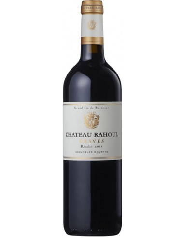 Vin Château Rahoul 2009 Graves Magnum Caisse Bois - Chai N°5